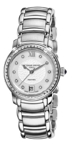 Frederique Constant Women's 34mm Automatic Sapphire Glass Watch FC-303WHD2PD6B