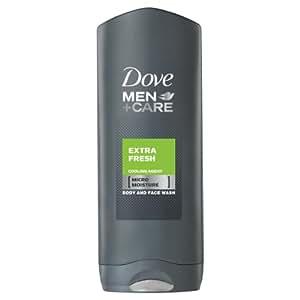 Dove Men+Care Extra Fresh Body & Face Wash 250ml