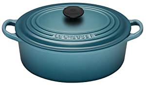 Le Creuset 2 3 4 Quart Oval French Oven