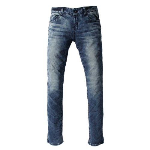 Mens Washing Slim Skinny Jeans (JW332)