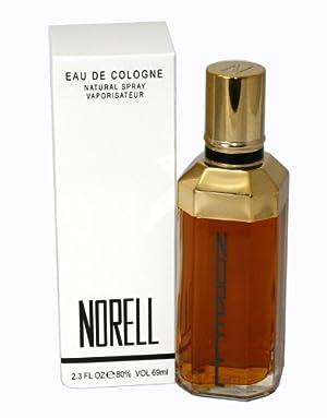 Norell By Norell For Women. Eau De Cologne Spray 2.3 Ounces