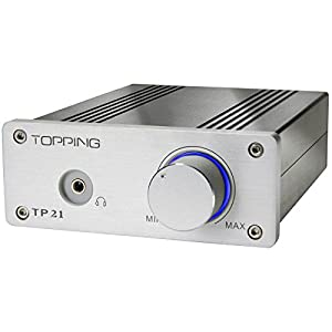Topping TP21 Class T Digital Mini Amplifier with Headphone 25 WPC