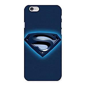 Blue Day Back Case Cover for iPhone 6 6S