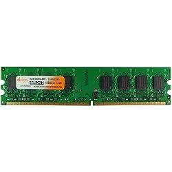 2GB DDR2 800MHZ Dolgix Desktop Ram