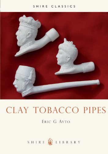 Clay Tobacco Pipes (Shire Library)