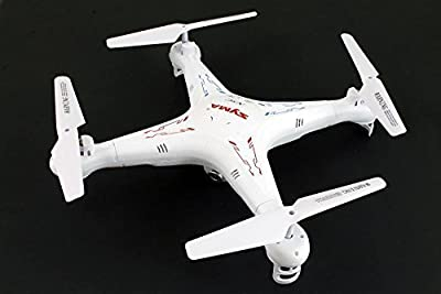 SYMA X5C 4 Channel 2.4GHz RC Explorers Quad Copter Drone with Camera