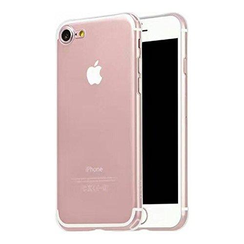 hoco. 日本正規代理店 iPhone7 ケース TPU ケース ライトシリーズ クリア 超薄型 超軽量 アイフォン7 用 カバー 1年保証 (iPhone7, クリア)