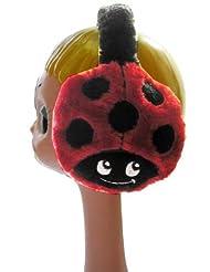 Ladybug Ear Muffs Earmuffs Lady