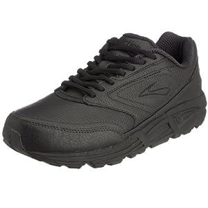Brooks Men's Addiction Walker Extra Wide Running Shoes 1100394E001 Black 11 UK, 46 EU, 12 US Extra Wide