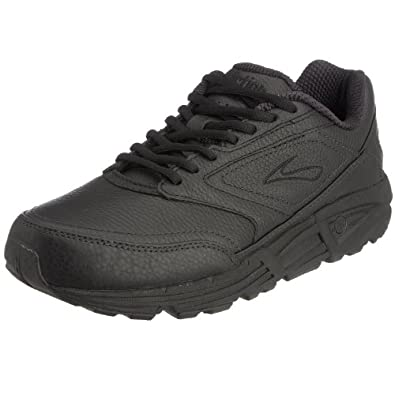 Brooks Men's Addiction Walker Walking Shoe,Black,7.5 D
