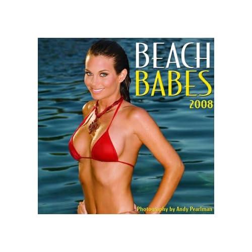 Sexy Beach Babes 2008 Calendar