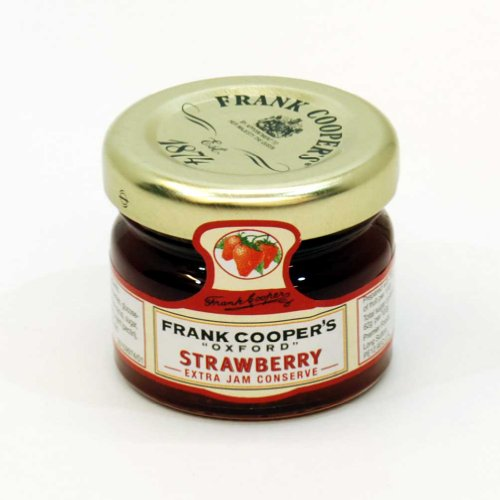 Frank Cooper's Oxford English Strawberry Jam,