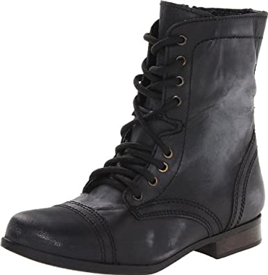 Buy Steve Madden Ltroopa Lace-up boot (Little Kid Big Kid) by Steve Madden