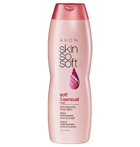 Avon Skin So Soft Signature Silk Ultra Moisturizing Body Lotion