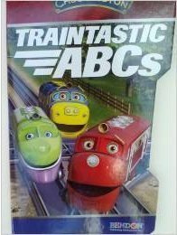 Chuggington Traintastic ABCs Shaped Board Book - 1