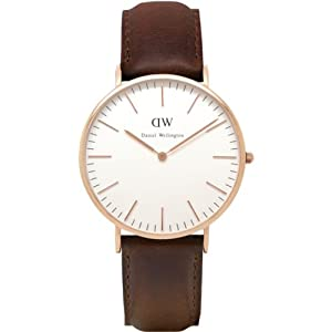 Daniel Wellington Watch - Classic Bristol - Rose gold