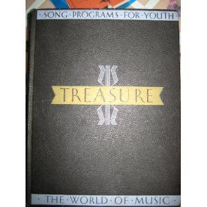 Image for The World of Music Song Programs for Youth Treasure