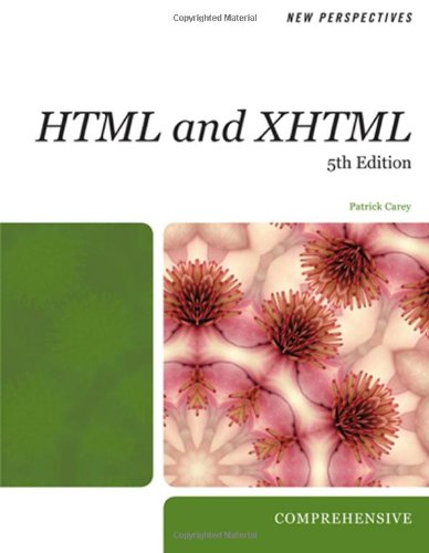 New Perspectives on HTML and XHTML: Comprehensive (New...