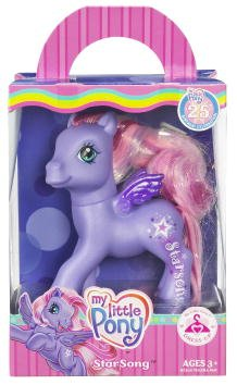 Buy Low Price Hasbro My Little Pony Dress-UP StarSong Pony Figure (B001GSOTTS)