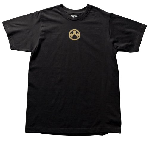 Magpul Men's Branded Center Icon T-Shirt, Black, Medium