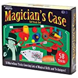 Set of 58 Magic Tricks - Props for a wanna-be MAGICIAN! From The Apprentice Magician