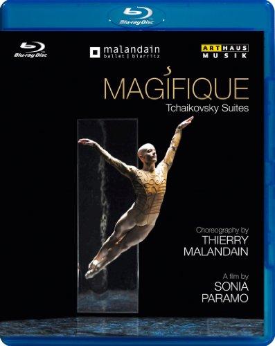 Tchaikovsky: Magifique (Tchaikovsky Suites) (ARTHAUS 108034) [Blu-ray]