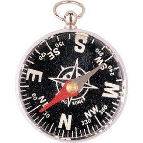 430 Unlidded Pocket Compass (1 Compass)