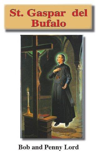 Saint Gaspar del Bufalo