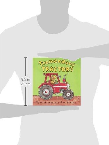 Tremendous Tractors (Amazing Machines)
