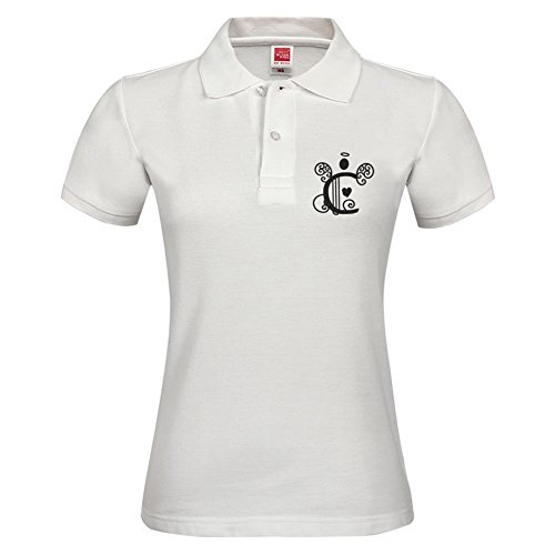 Short Polo With Various Style Sport Women Polo Shirt Size Uniform
