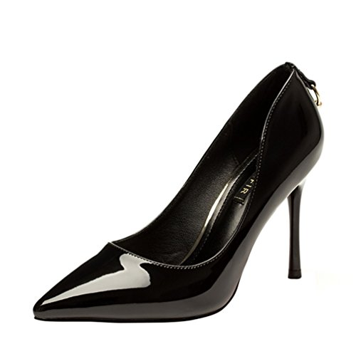 perfectaz-women-fashion-graceful-pu-vamp-pull-on-thin-high-heel-paryt-wedding-pump-shoes5-bm-us-blac