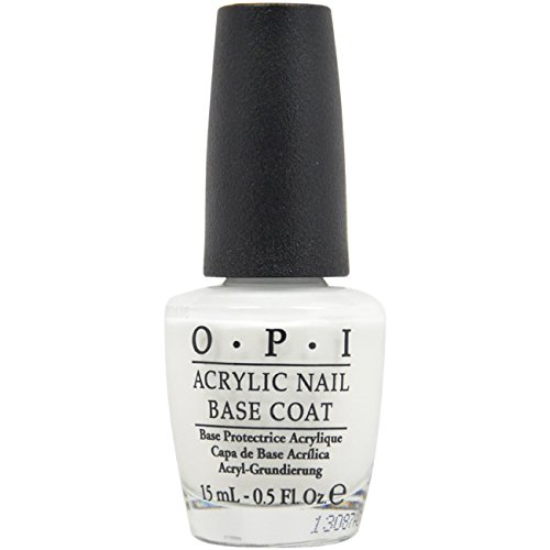 OPI Nail Lacquer Nt T20 Acrylic Nail Base Coat for Women, 0.5 Ounce (Opi Fingernail Polish compare prices)