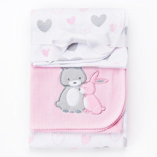 Just Born 2-pk. Birdie Receiving Blankets