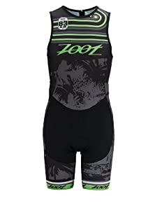Zoot Sports Mens Performance Tri Team Backzip Racesuit by Zoot