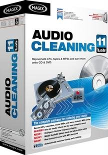Audio Cleaning Lab 11 [OLD VERSION]