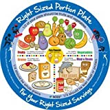 NEW Kids Right Sized Portion Plate