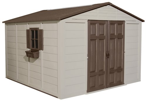 Images for Suncast A01B28C03 Storage Building, 10-ft x 10-ft