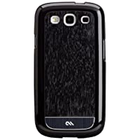 Case-Mate Wood CM021212 Case For Samsung Galaxy S3 (Blackened Ash)