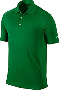 Nike Golf Men's Victory Polo Classic Green/White L
