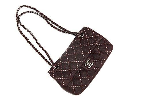 Vogue Chanel For Vogue Handbag (Brown) (VOGPP6)