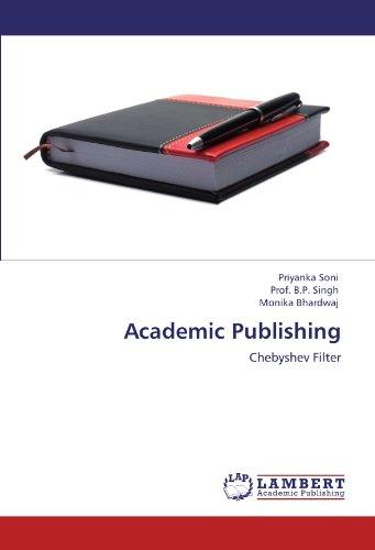 Academic Publishing: Chebyshev Filter