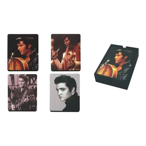 Amazon.com - Elvis Presley Placemats with Stand by SSSarna - Place