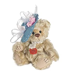 Audrey Herman teddy bear 14cm (japan import) from Herman teddy bear