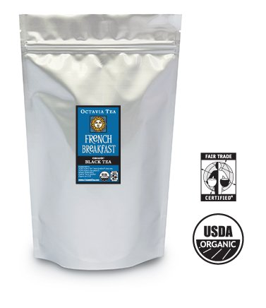 Octavia French Breakfast Organic, Fair Trade Black Tea (Bulk)