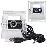 Next Products 85491 Usb 2.0 Smart Webcam with 3 LEDs Built-in Micropho