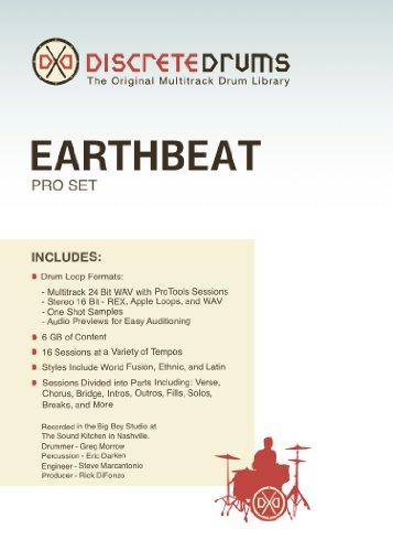 Sonoma Wire Works Ddebpro Discrete Drums Earth Beat Pro Set