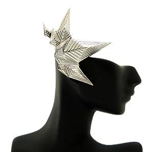 New & Trendy Silver Geometric Women's Ear Cuff HE1592RD