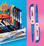 Classic Female- Tip and Strip Stripper Naked Girl Pen