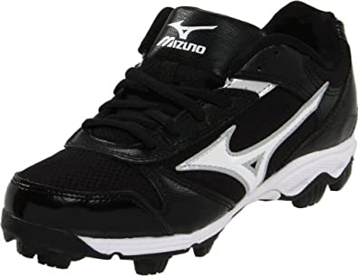 Buy Mizuno 9-Spike Youth Franchise 6 Baseball Cleat (Little Kid Big Kid) by Mizuno