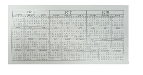 3 Year Checkbook Calendar Images - Reverse Search